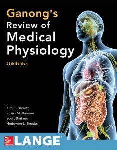 Book Cover: Ganong's Review of Medical Physiology
