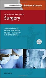 Book Cover: Churchill's Pocketbooks Surgery 5th Edition