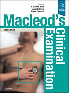 Book Cover: Macleod's Clinical Examination