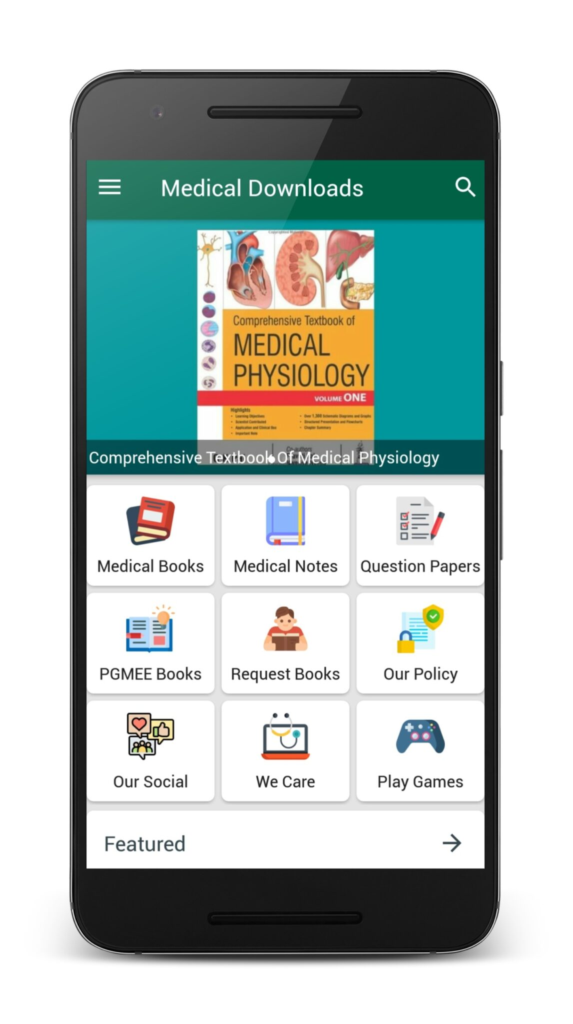 Download Medical books notes